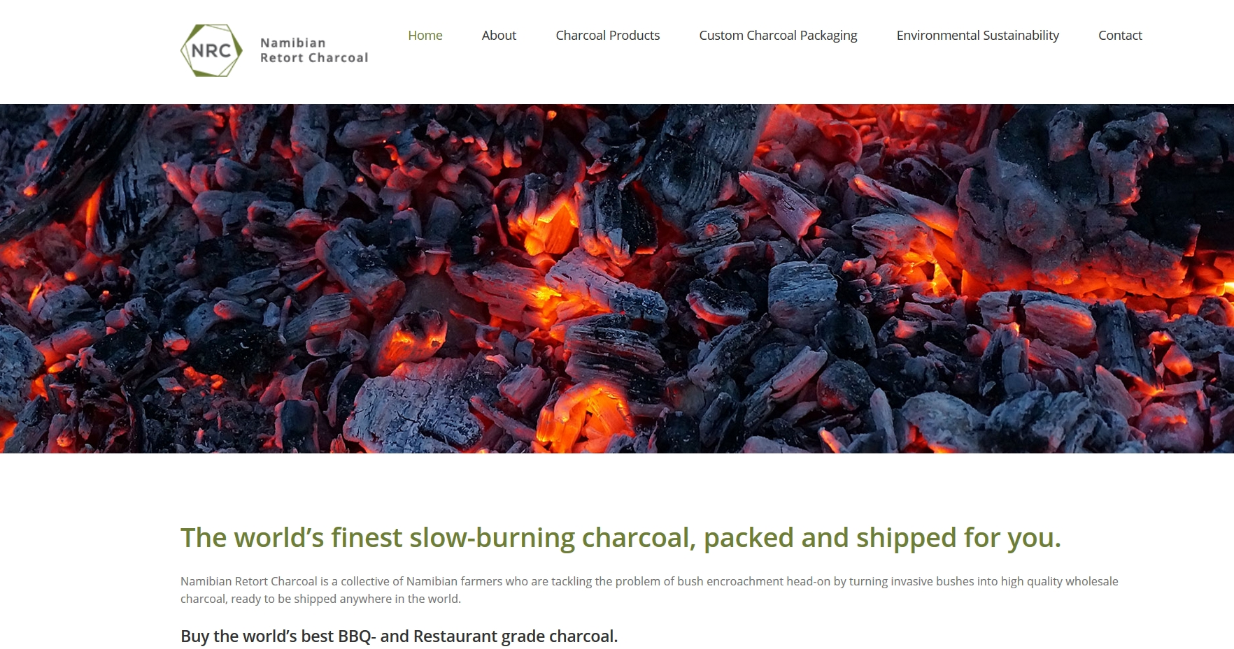 Charcoalpacking